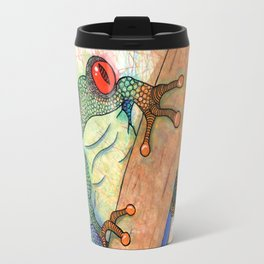 Tree Frog Travel Mug