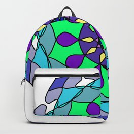An aid to meditation exercises Backpack