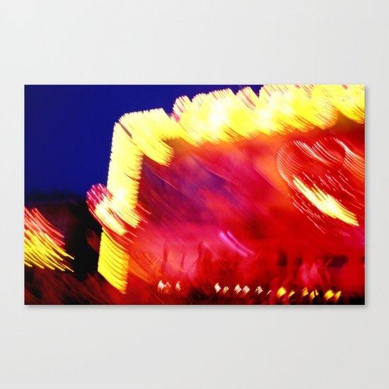 Heartquake Canvas Print