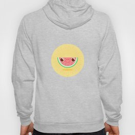 Watermelon with large nostrils Hoody