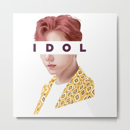 Idol vs07 Metal Print