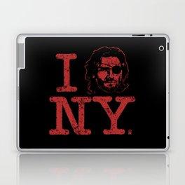 I (Snake) NY Laptop & iPad Skin