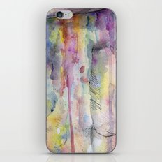 learn to appear iPhone Skin