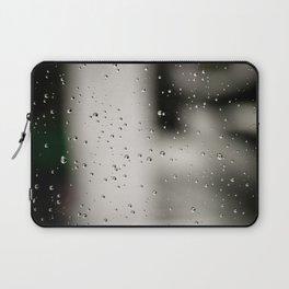 Rain bulles Laptop Sleeve