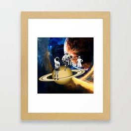 Jumpin Jive Framed Art Print