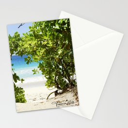 PARADISE PATHWAY Stationery Cards