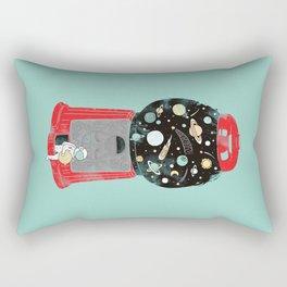My childhood universe Rectangular Pillow