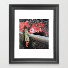 good view Framed Art Print