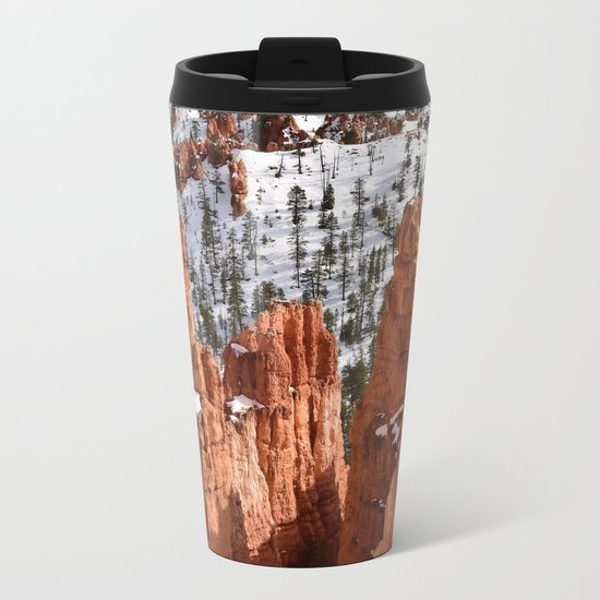 Bryce Canyon - Sunset Point II Metal Travel Mug