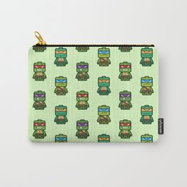 Chibi Ninja Turtles Carry-All Pouch