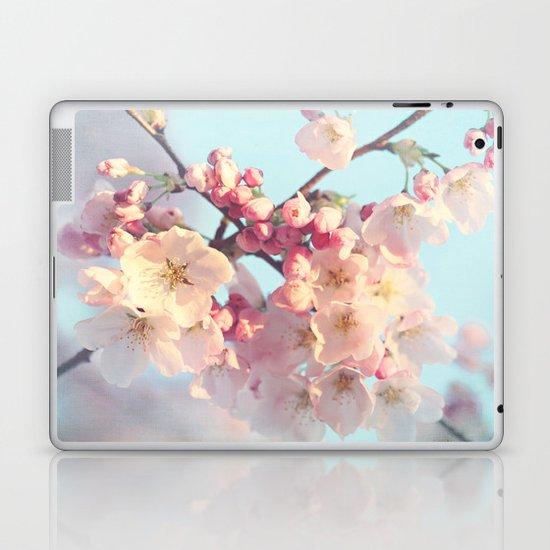 waiting for spring Laptop & iPad Skin