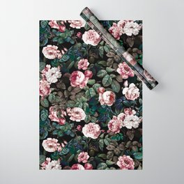NIGHT FOREST XX Wrapping Paper