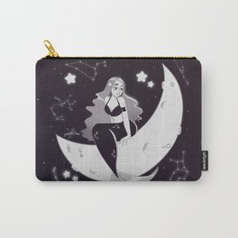 Swimming in space Carry-All Pouch