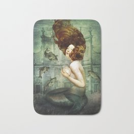 The Mermaid´s Pearl Bath Mat