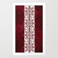 Livonija Art Print