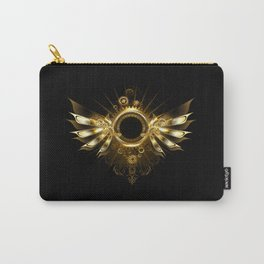 Mechanical Wings ( Steampunk Wings ) Carry-All Pouch