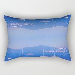 You Float My Boat Rectangular Pillow