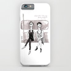 F-Train Snobs by Kat Mills Slim Case iPhone 6s