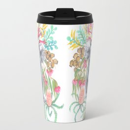 Home Among the Gum leaves Travel Mug