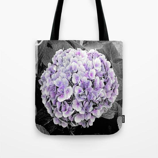 Flower | Flowers | BNW Purple Hydrangea Tote Bag
