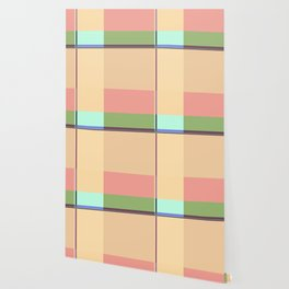 CASUAL PASTEL GEOMETRIC Wallpaper
