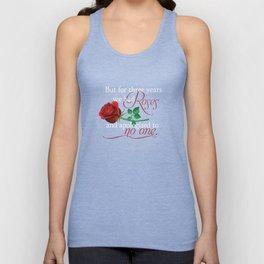 Roses & No Apologies Unisex Tank Top