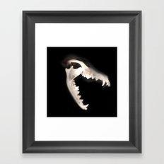 SCANNER II Framed Art Print