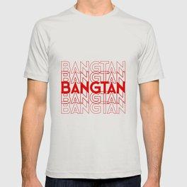 Bangtan/BTS Shirt T-shirt