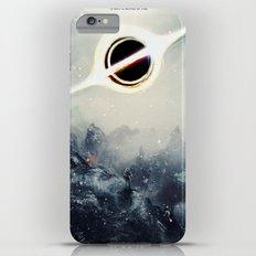 Interstellar Inspired Fictional Sci-Fi Teaser Movie Poster iPhone 6 Plus Slim Case