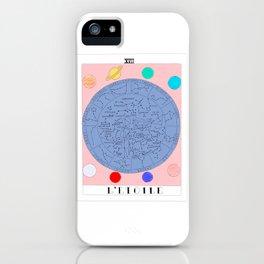 l'etoile - the star tarot card iPhone Case