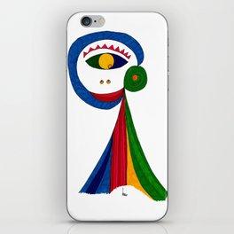 Picaesk #01 iPhone Skin