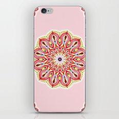 Mandala Pink iPhone & iPod Skin