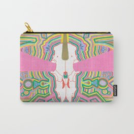 Unicorn Skull Carry-All Pouch
