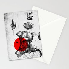The Body Stationery Cards