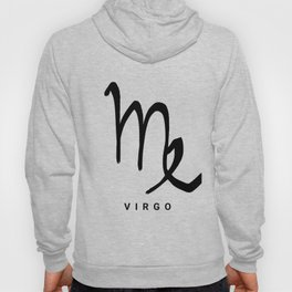 KIROVAIR ASTROLOGICAL SIGNS VIRGO #astrology #kirovair #symbol #minimalism #horoscope Hoody