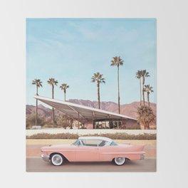Palm Springs Throw Blanket