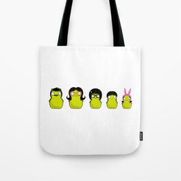 Kuchi Kopi Belchers Tote Bag