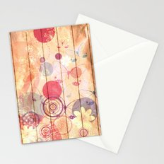 Unhappy Spring Stationery Cards
