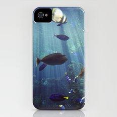 Under the Sea Slim Case iPhone (4, 4s)
