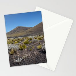 Volcanic reserve Stationery Cards