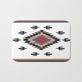 American Native Pattern No. 135 Bath Mat