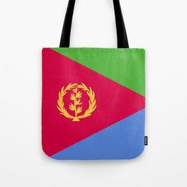 Eritrea flag emblem Tote Bag