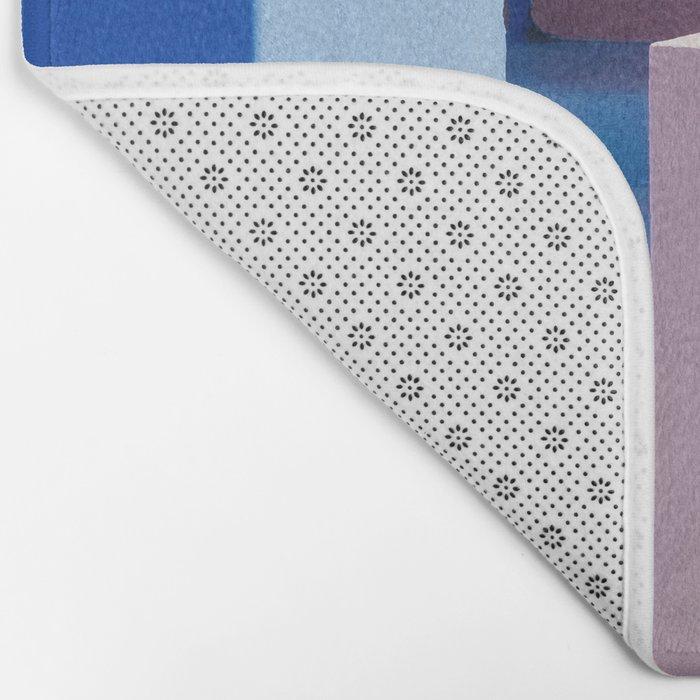Colour architecture Bath Mat