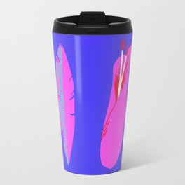 The sweet being of plants Travel Mug