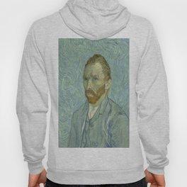Vincent van Gogh's Self-Portrait, September 1889 Hoody