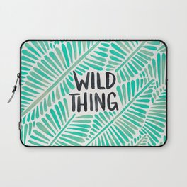 Wild Thing – Mint Palette Laptop Sleeve
