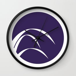 Slow Japan Wall Clock