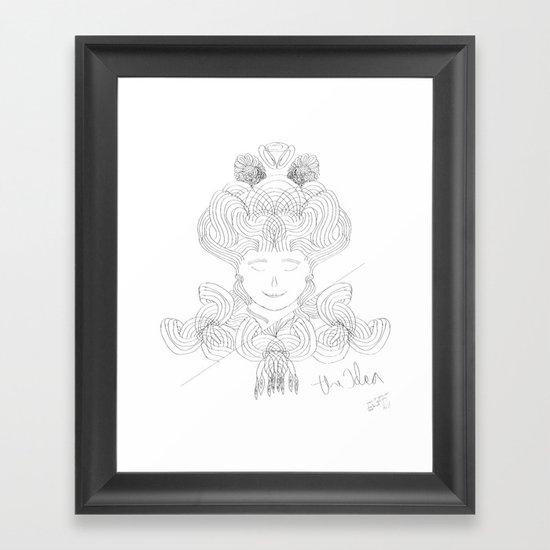 The Idea  Framed Art Print