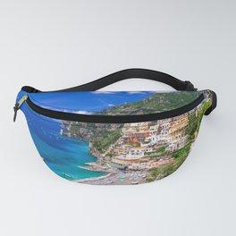 Amalfi Coast Italy Fanny Pack