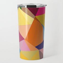 Creative Geometry Travel Mug